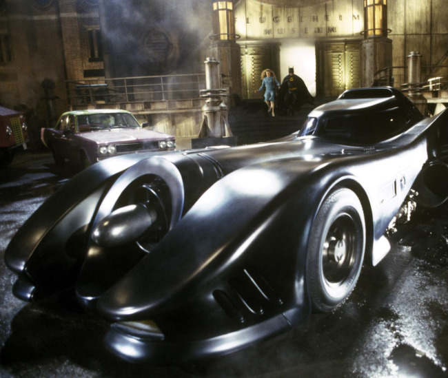 Top 10 Best Movie Cars - Automotive Blog | HP Auto Store